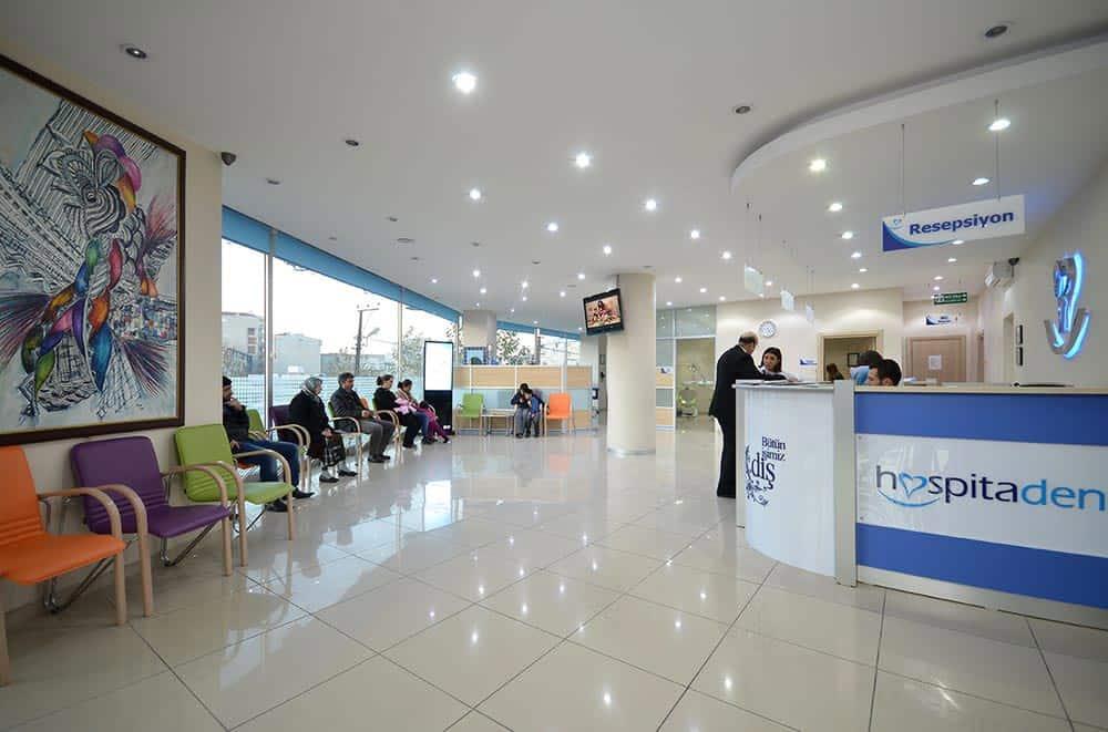 implant dentaire turquie - hospitadent